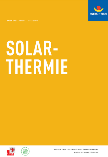 "Detailinformation ""Solarthermie"""